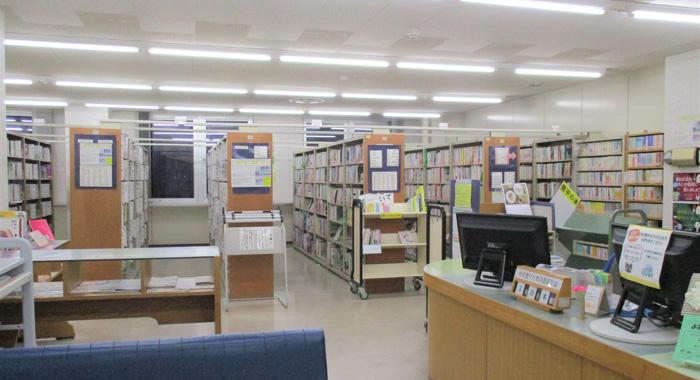 図書室 | 豊平区民センター