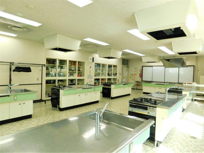 料理実習室 2枚目の写真