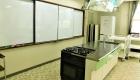 料理実習室講師台