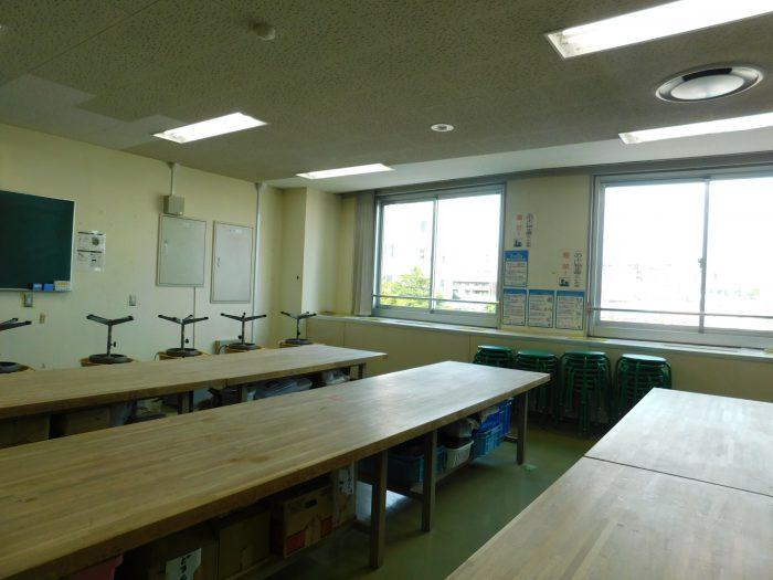陶工芸室 2枚目の写真