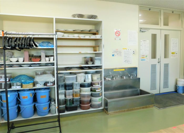 陶工芸室 3枚目の写真